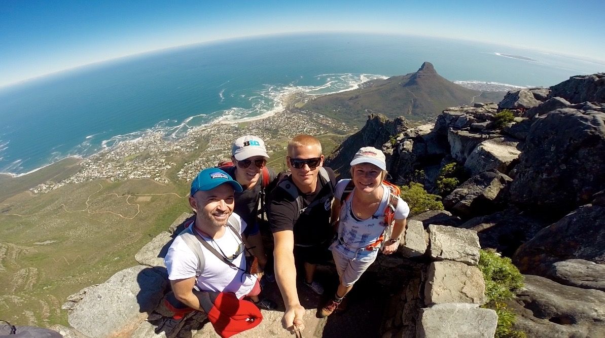 Agulhas Group at Table Mountain